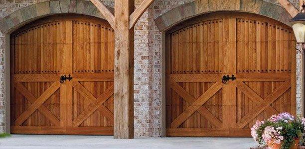 Precision Garage Door Of Houston New, Wood Garage Doors Houston